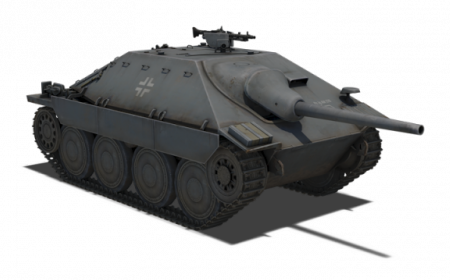 Heroes and Generals : Jagdpanzer - 101.2KB