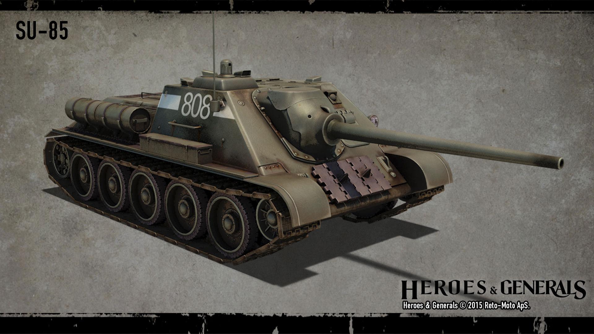 Heroes and Generals: Samokhodnaya - 272.4KB